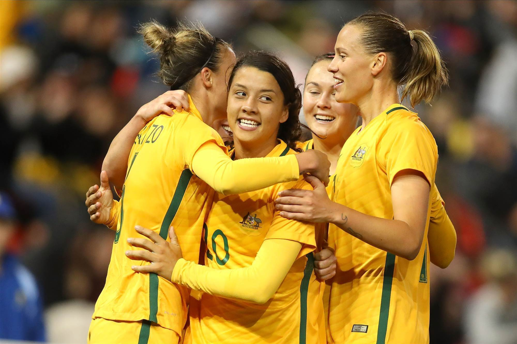 SBS seal rights for W-League and Matildas