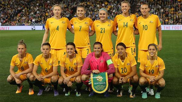 Matildas to play in Melbourne