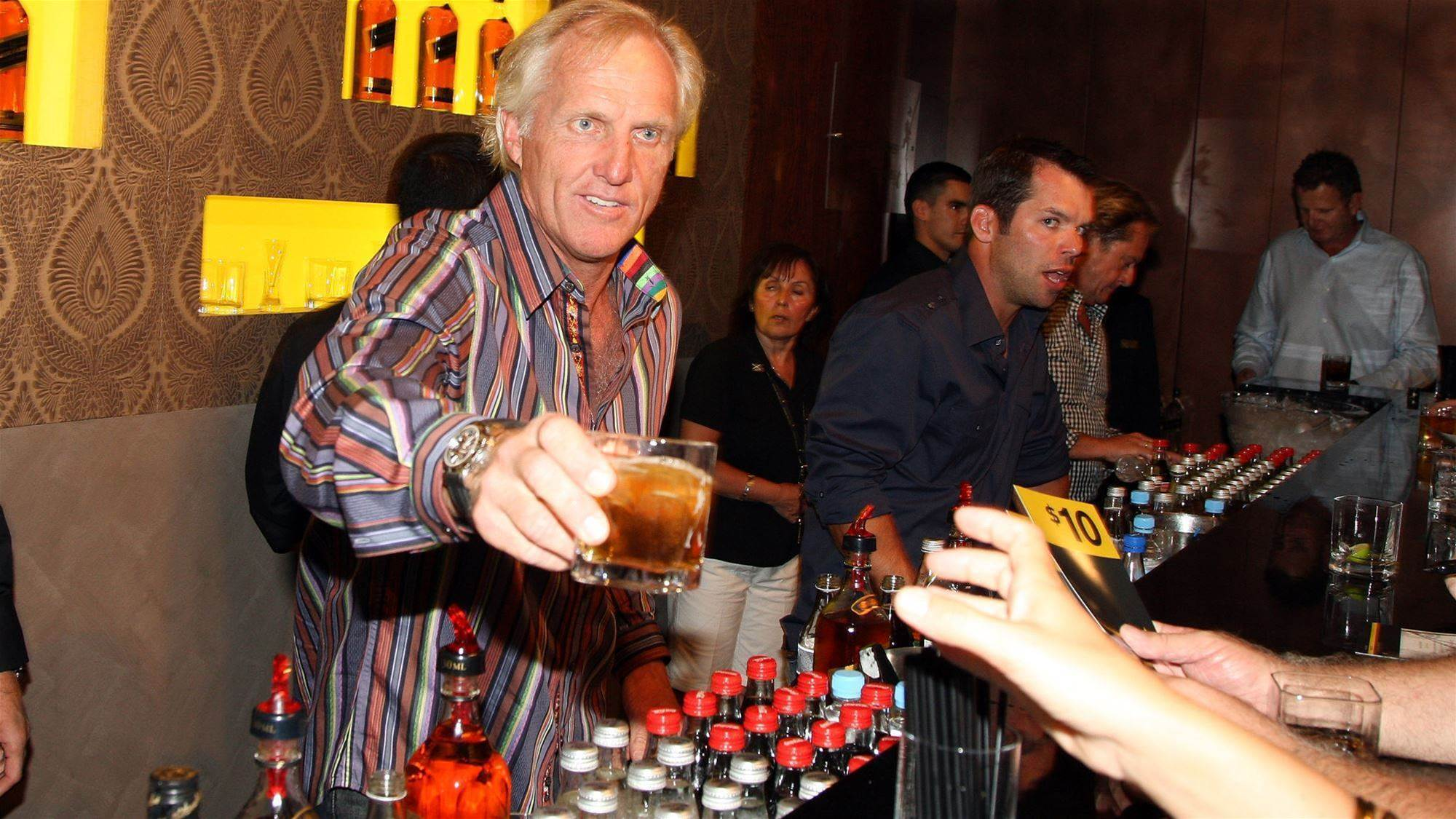 OPINION: Golf & the demon drink … here's cheers!
