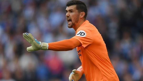 Ryan clean sheet helps Brighton to victory