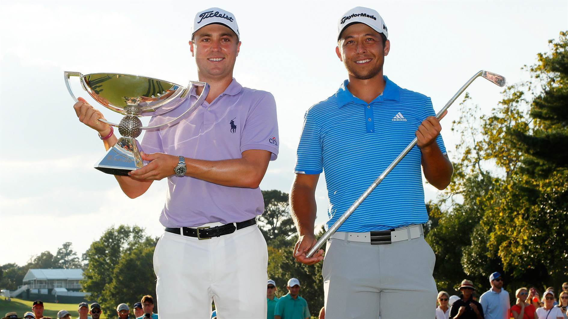 PGA TOUR: Thomas cashes in as rookie Schauffele rides his fortune