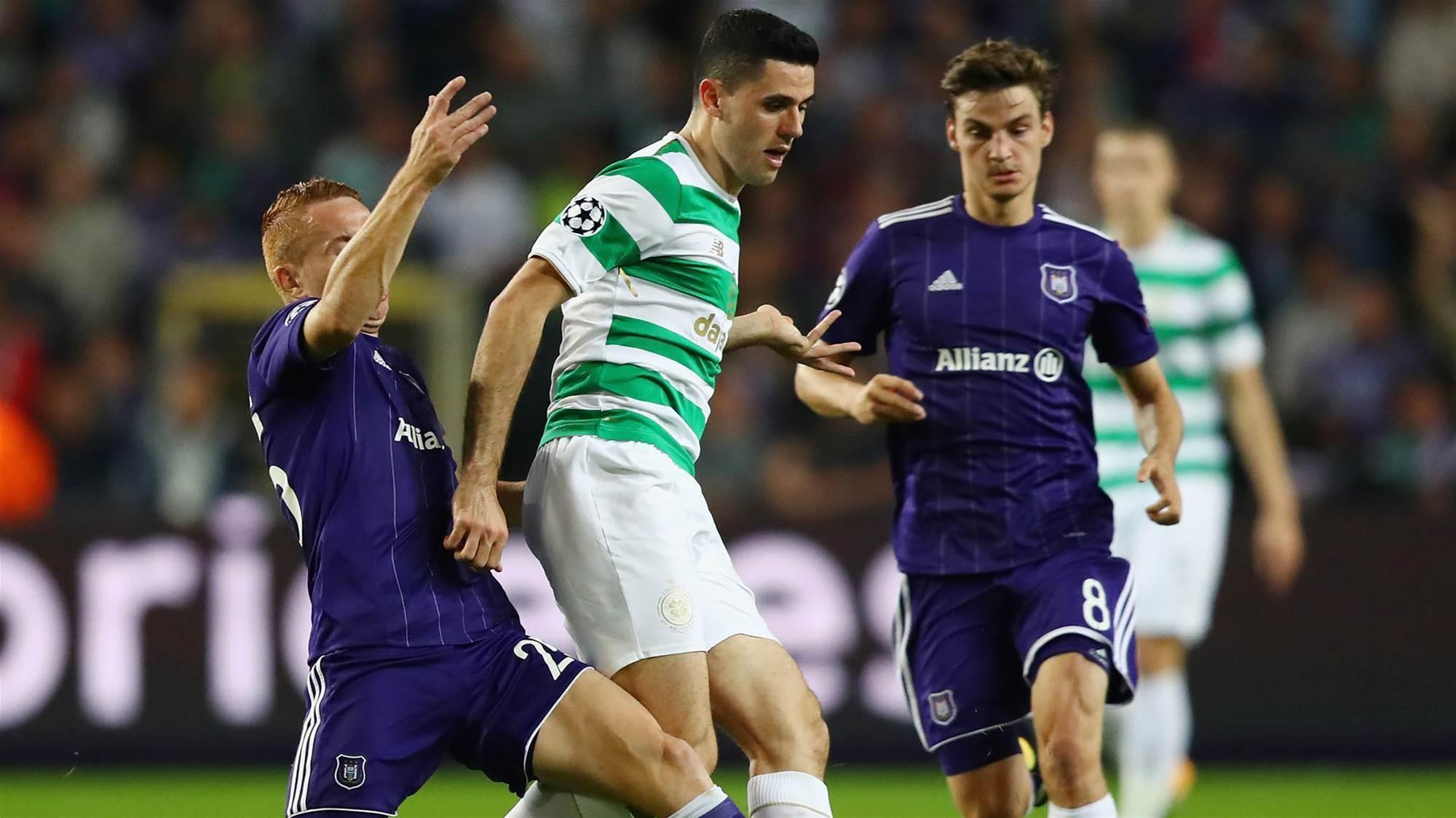 Rogic & Celtic secure vital Champions League win