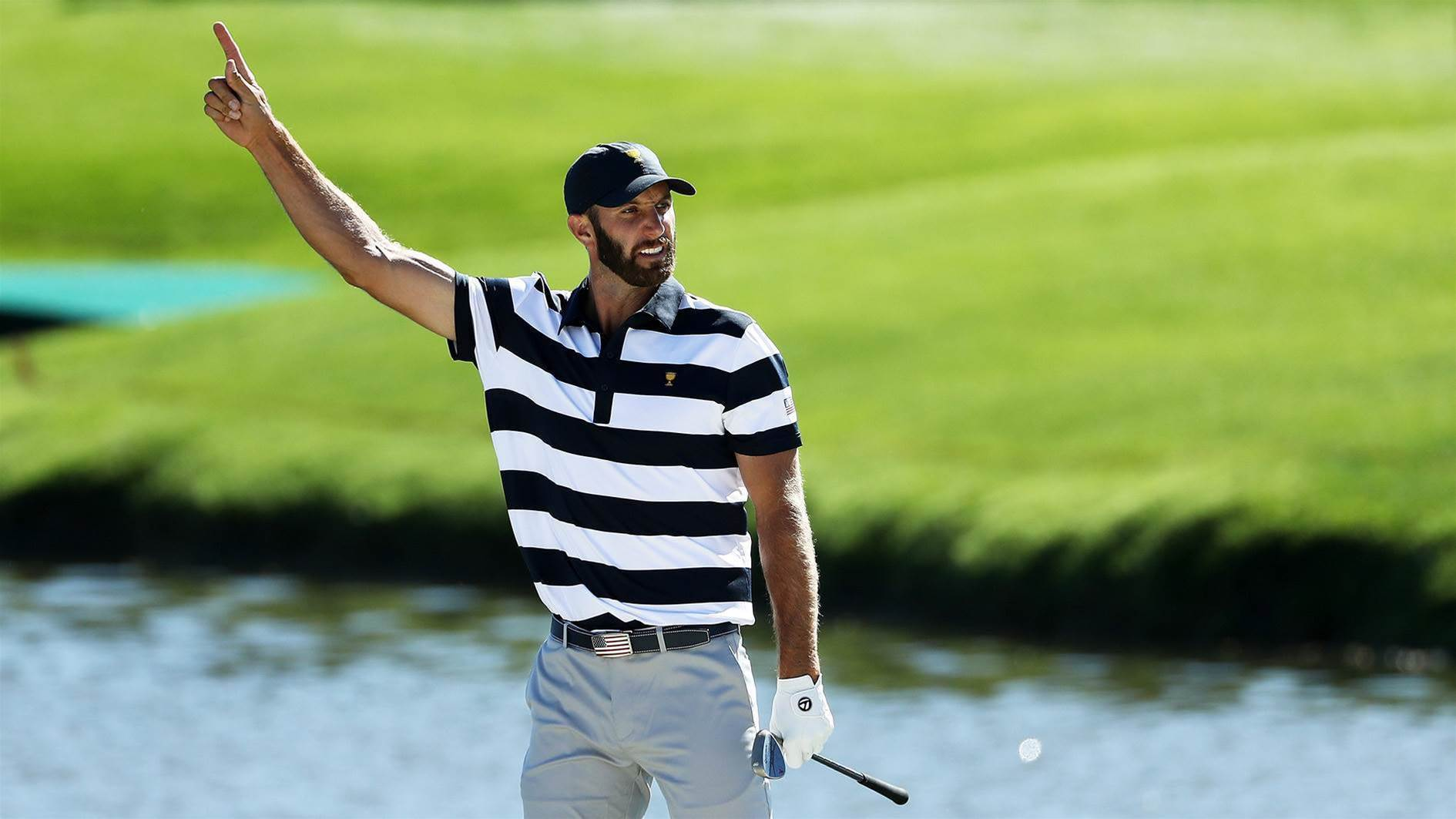 PRESIDENTS CUP: USA take day 1 honours