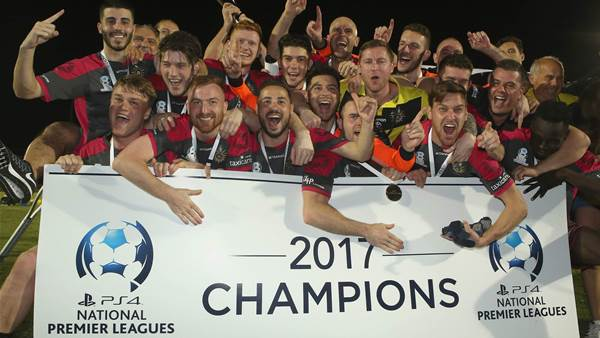 Heidelberg topple Strikers in NPL Grand Final