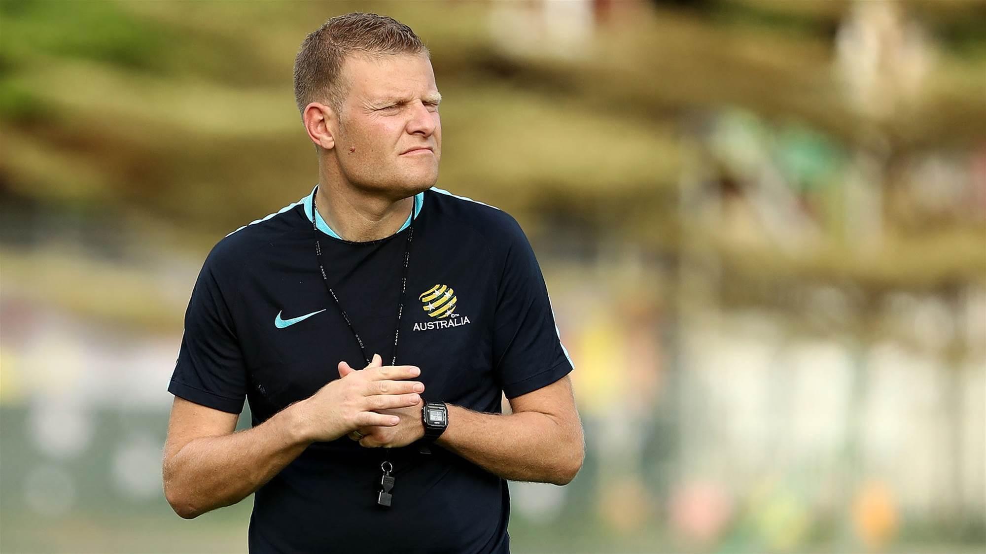 Australia's U-23 rivals revealed