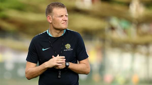 Australia's U-23 rivals revealed