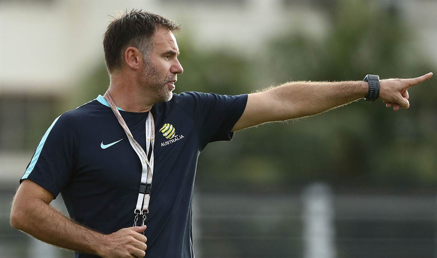 Milicic to Olyroos: Think World Cup