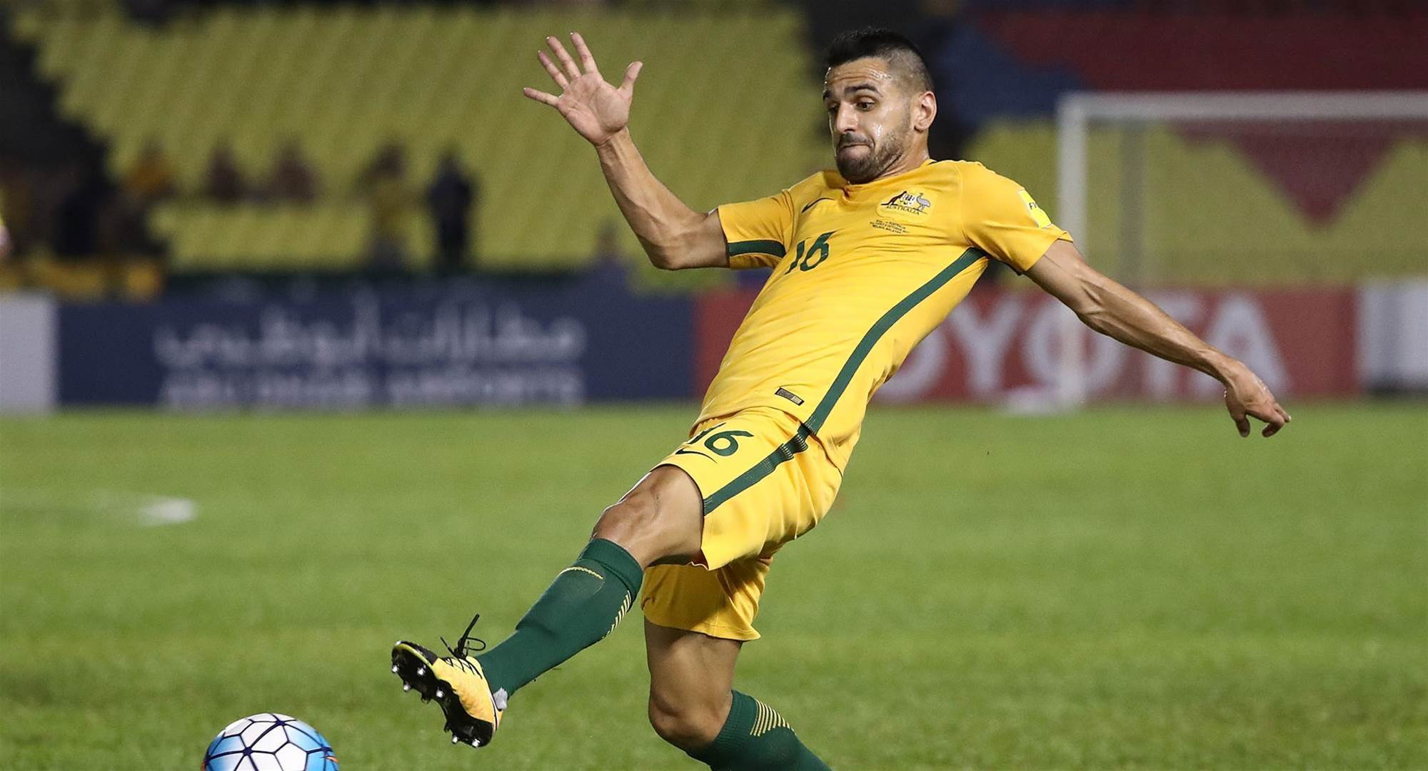 Behich smashes in Super Lig goal