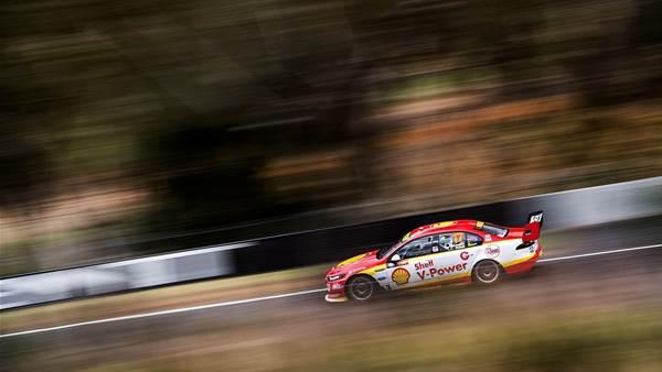 McLaughlin claims provisional Bathurst pole