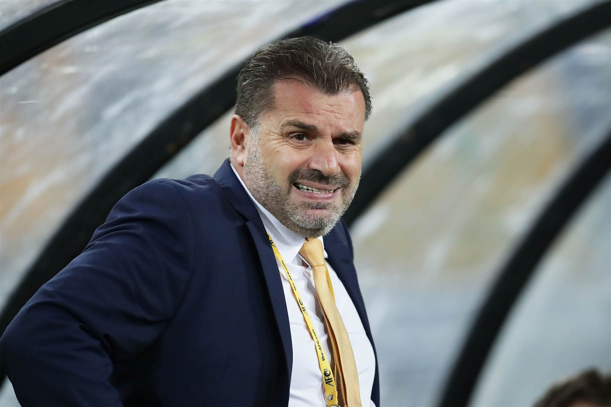 Ange: It's all about Honduras