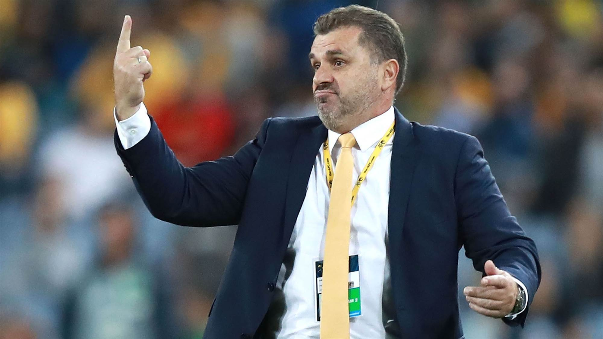 Postecoglou: I won't give an answer