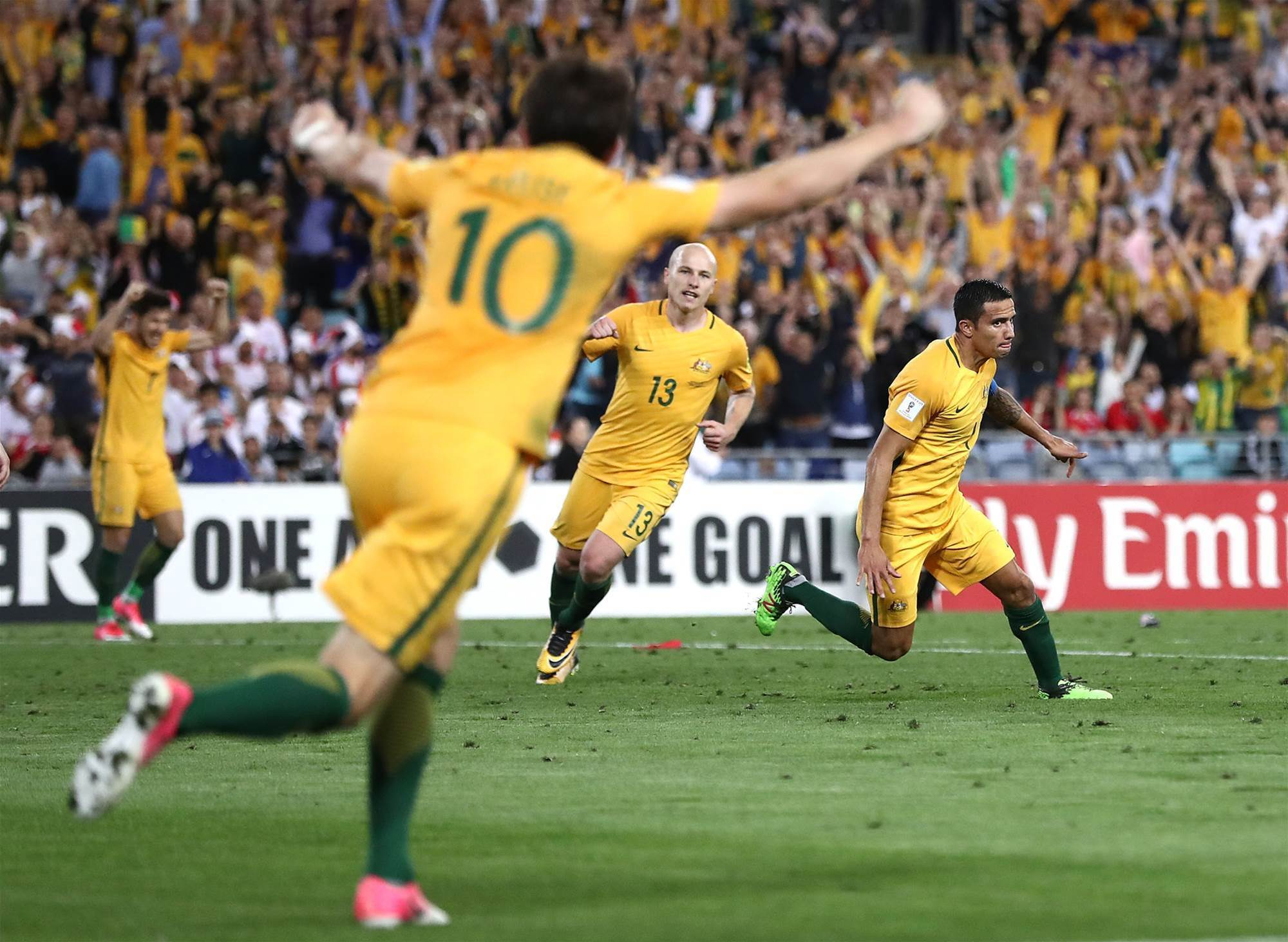 Socceroos player ratings vs Syria