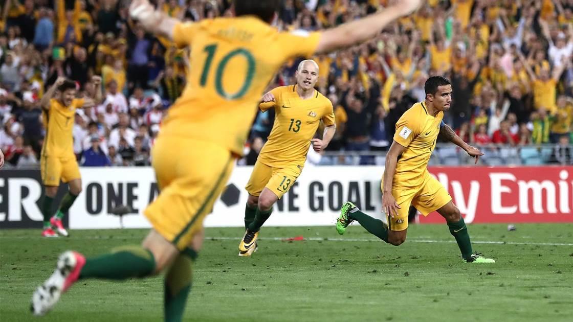 Socceroos player ratings vs Syria