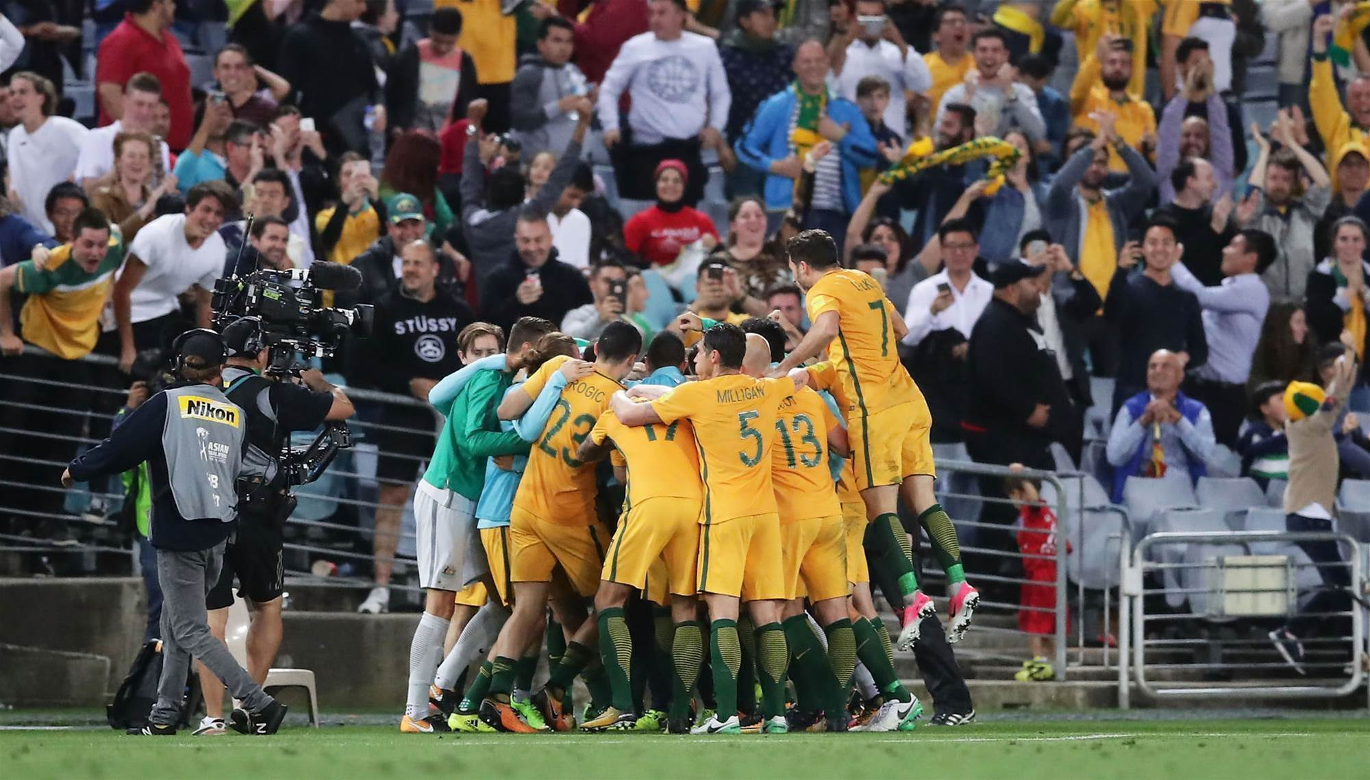 Socceroos v Honduras dates confirmed