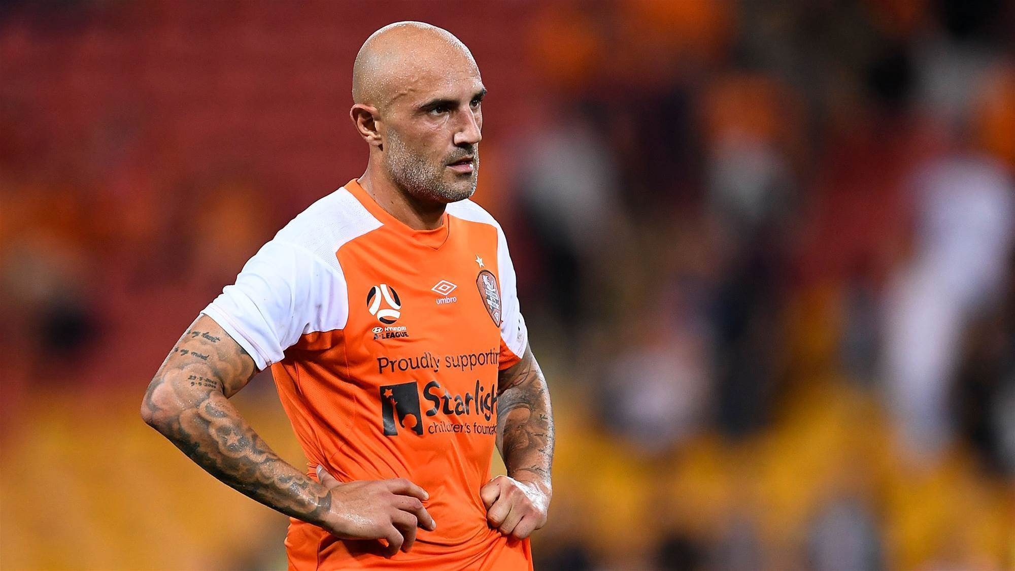 Goalscorer Maccarone: Late loss 'unbelievable'