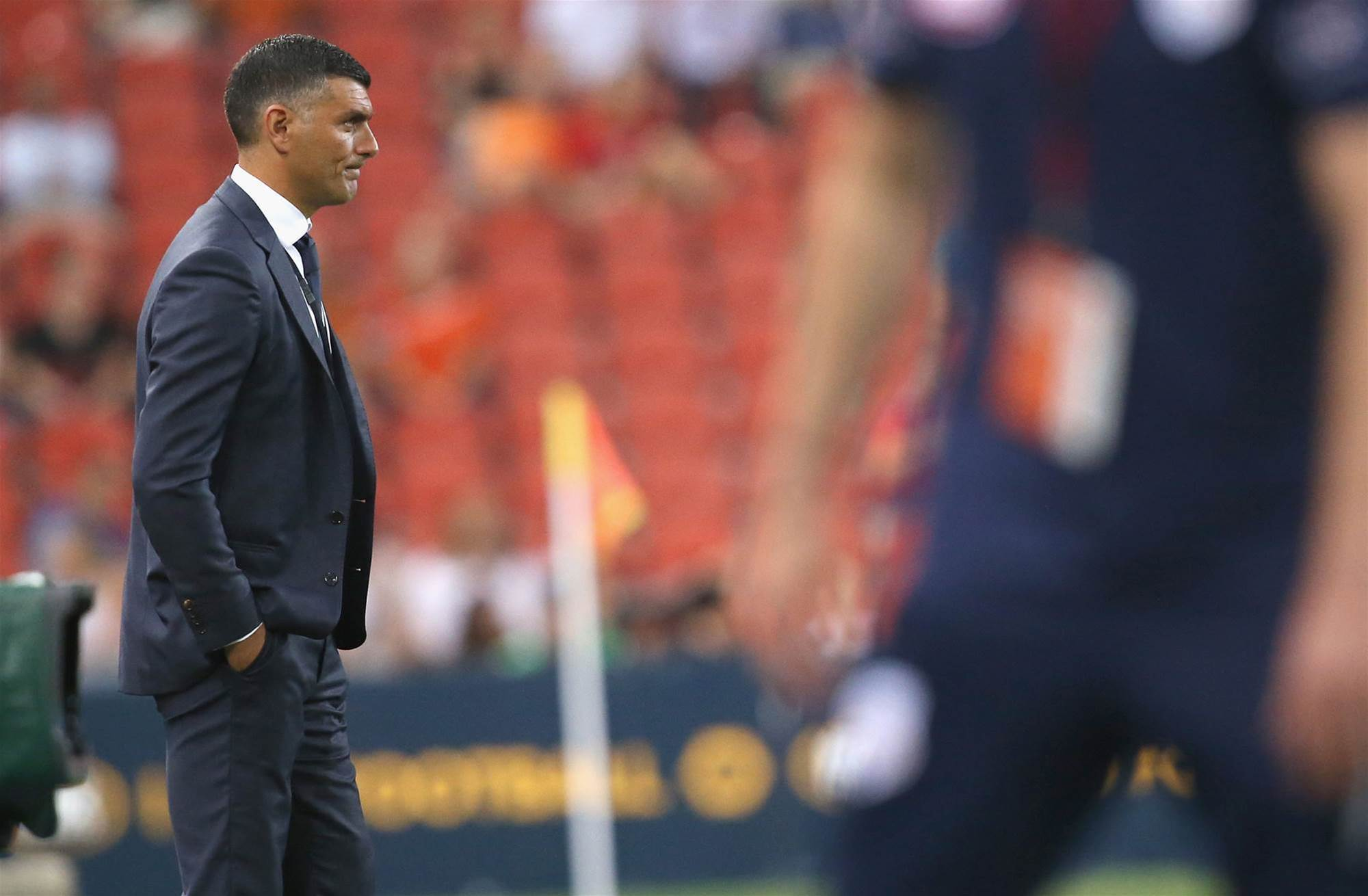 Aloisi points to 'disrupted pre-season'