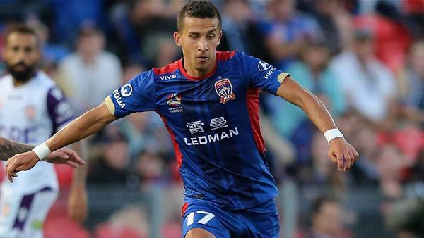 Newcastle Jets lose another star to injury