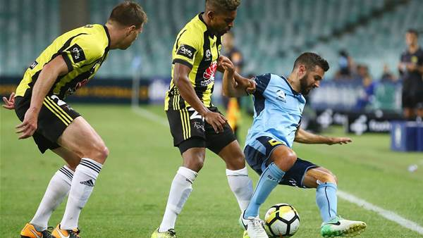 'I don't score too often'... Zullo snaps nine-year goal drought