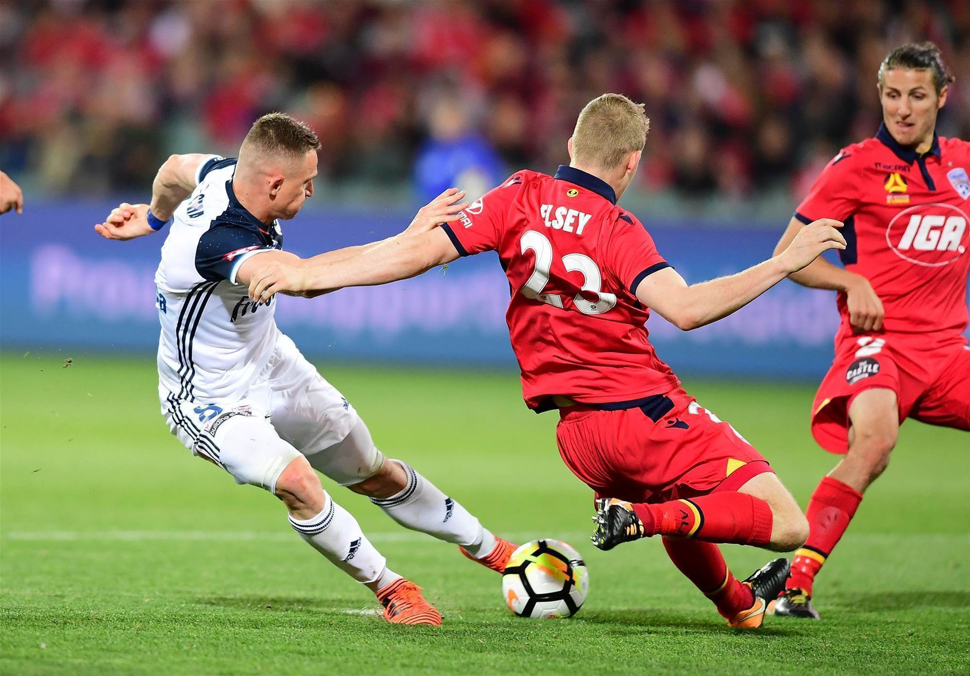 Adelaide v Victory player ratings