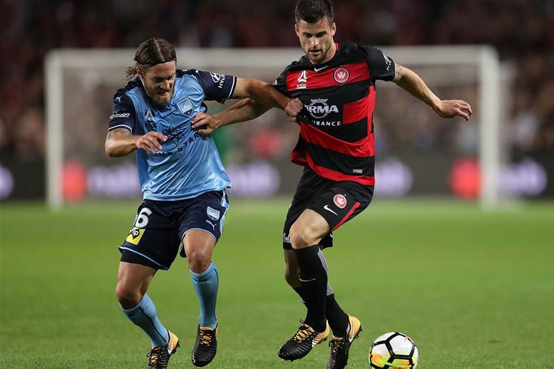 Bootwatch: The best boots from the Sydney Derby
