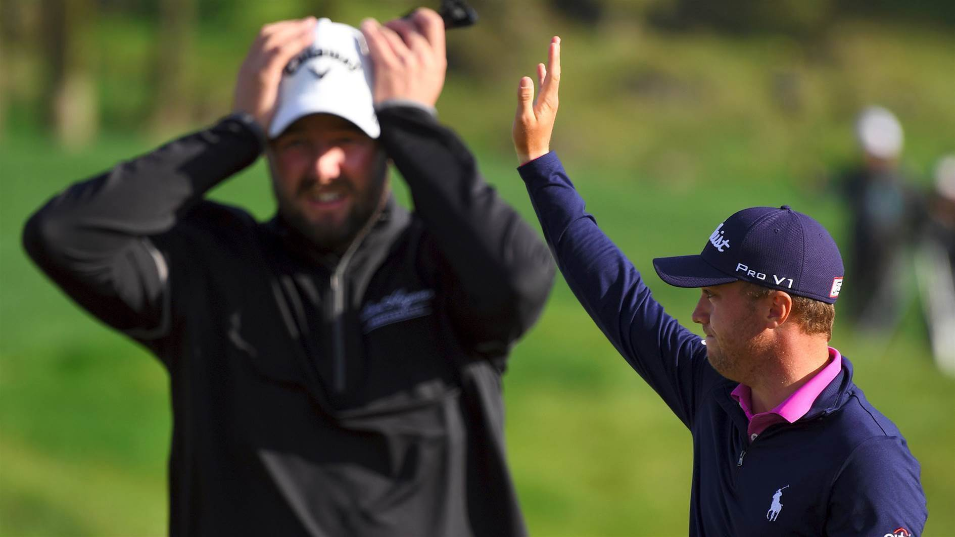 PGA TOUR: Leishman's bid for another win sinks in play-off