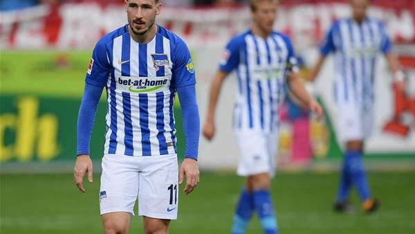 Leckie in doubt for Honduras play-off