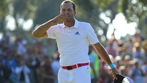 EURO TOUR: Sensational Sergio reigns at Valderrama