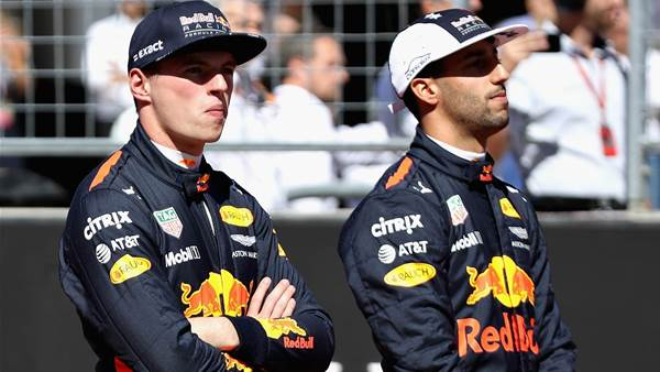 F1 officials receive death threats over Verstappen penalty