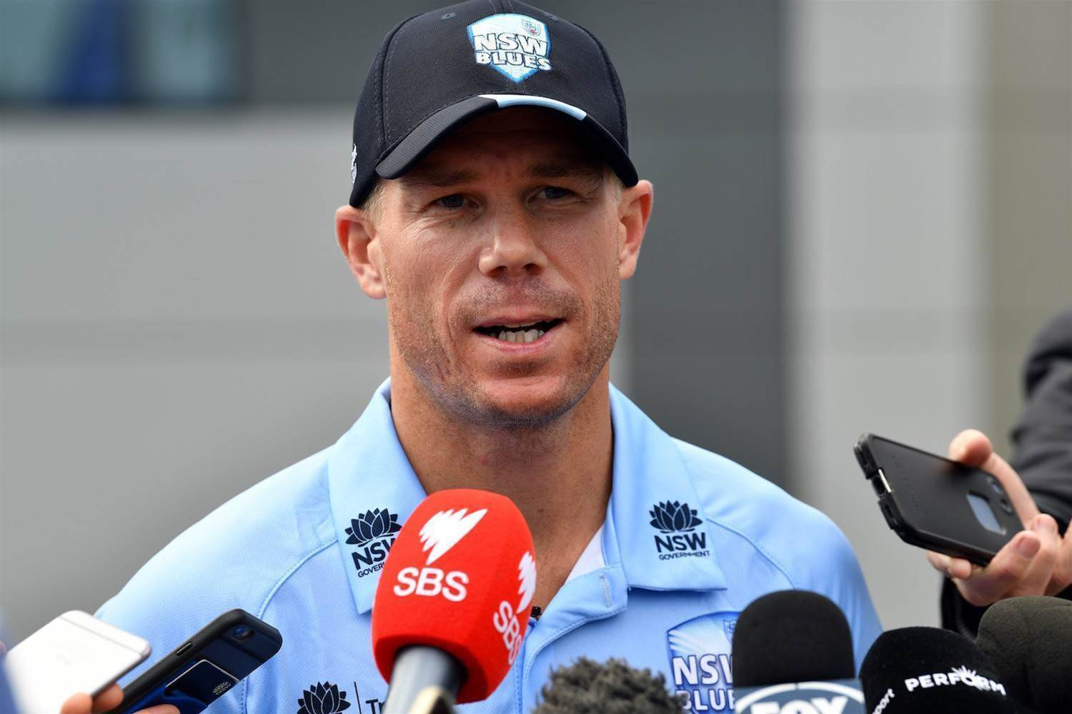 Warner opposed to four-day Tests