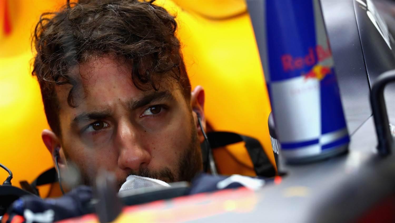 Ricciardo on next move: It's not about the money