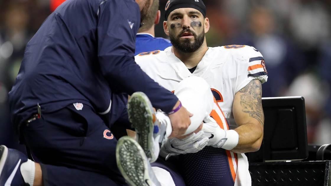 VIDEO: NFL player suffers gruesome leg break