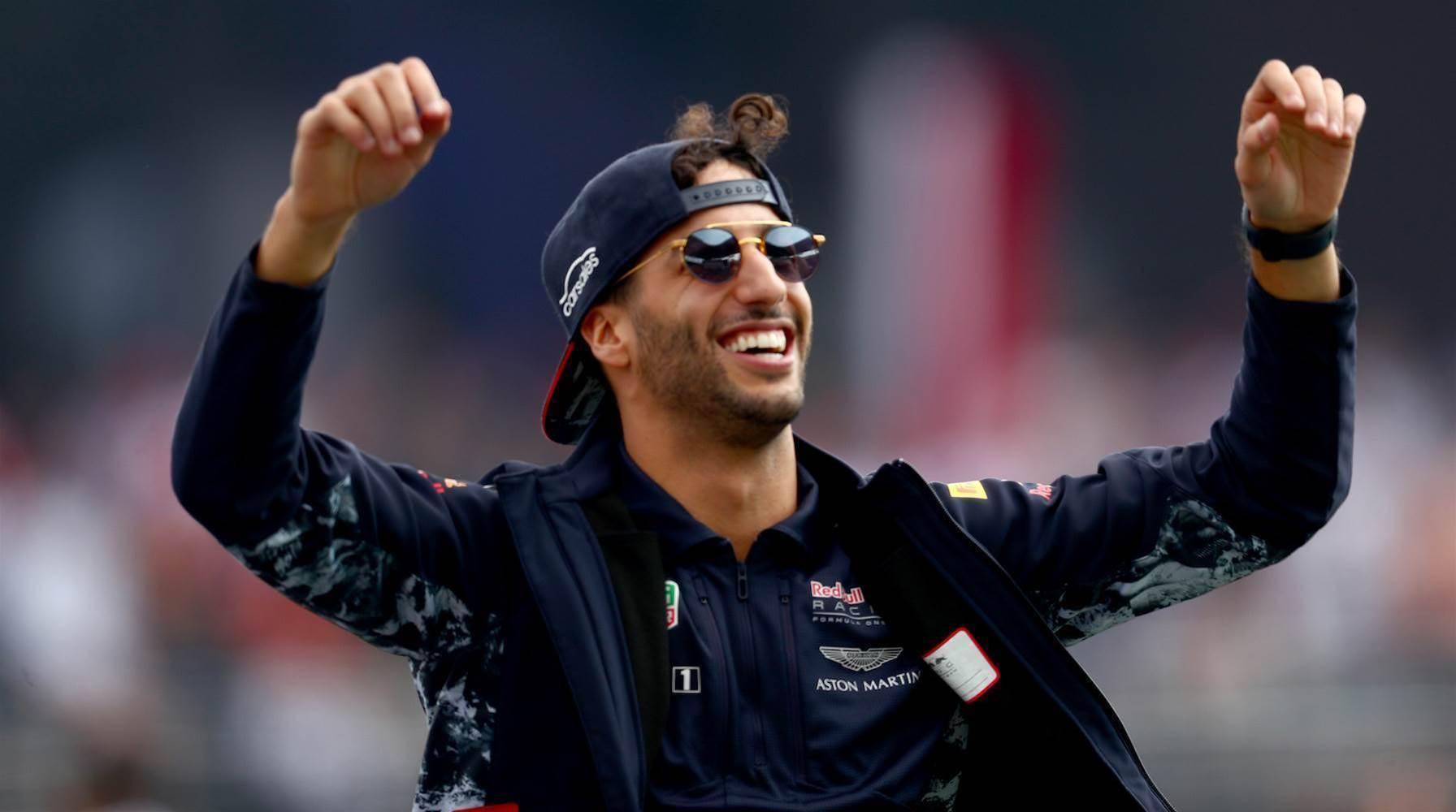 Red Bull to give Ricciardo time to decide future