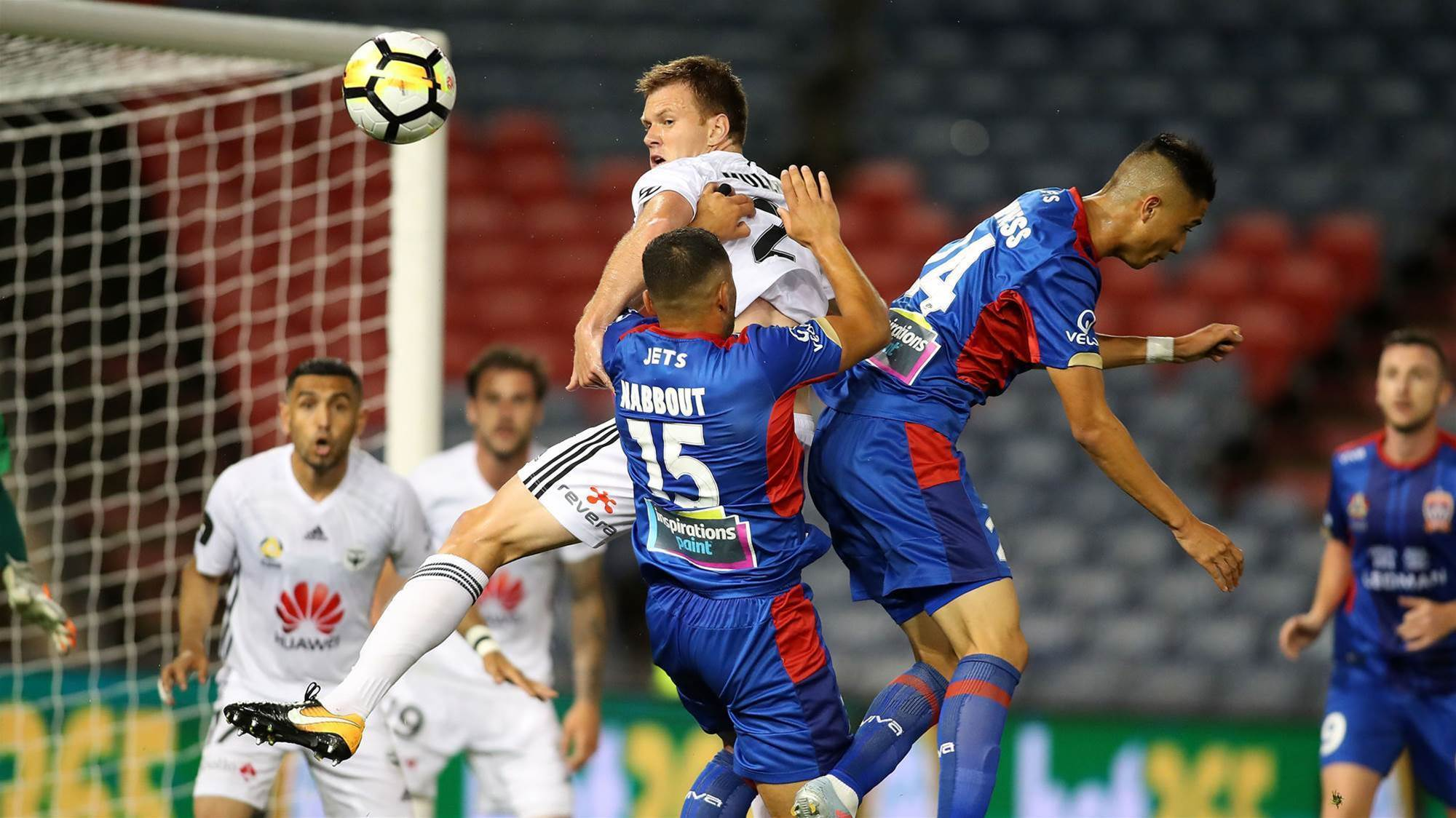 Rated or Slated? Newcastle Jets v Wellington Phoenix player ratings