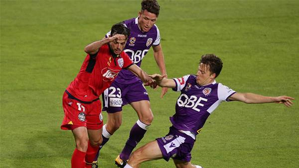 Rated or Slated? Perth Glory v Adelaide United player ratings