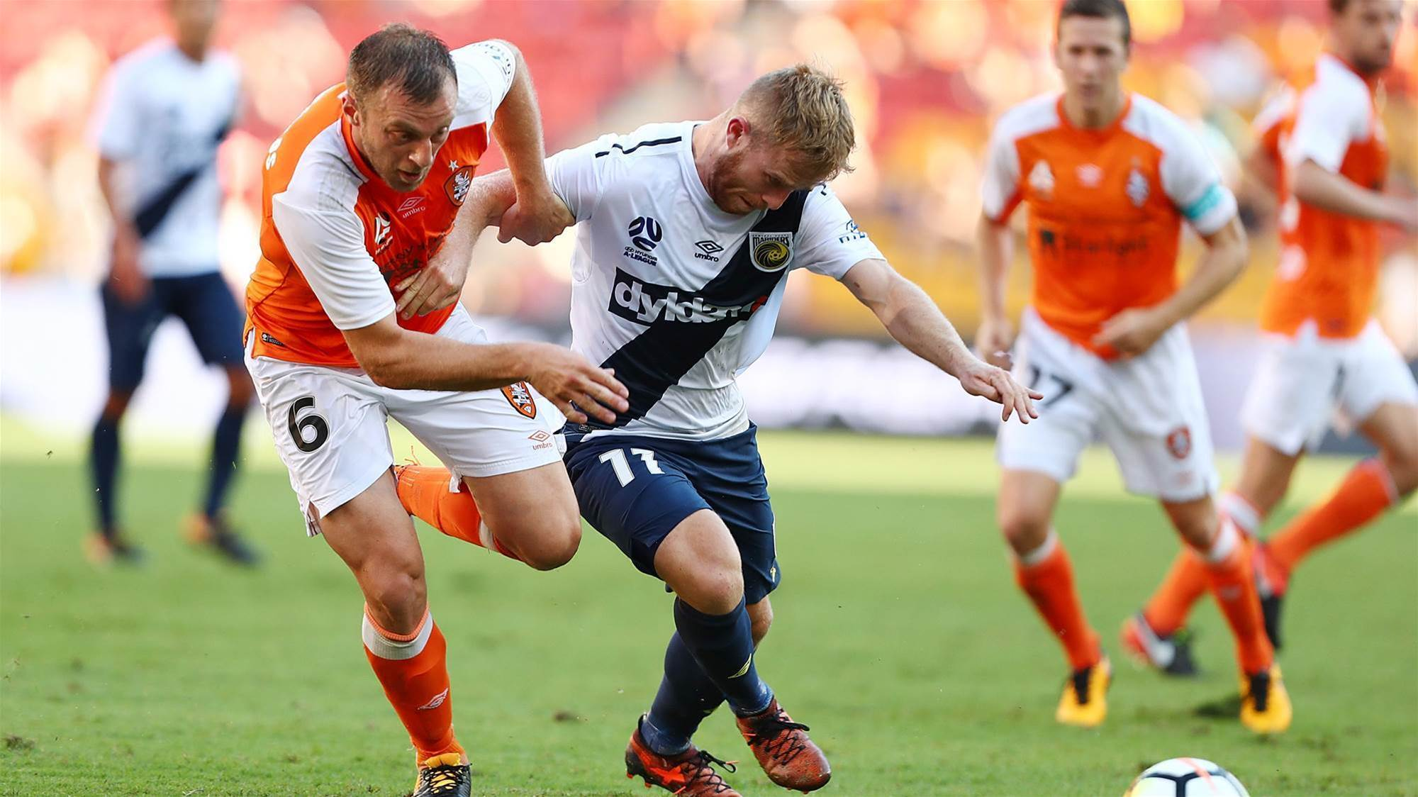 Rated or Slated? Brisbane Roar v Central Coast Mariners player ratings