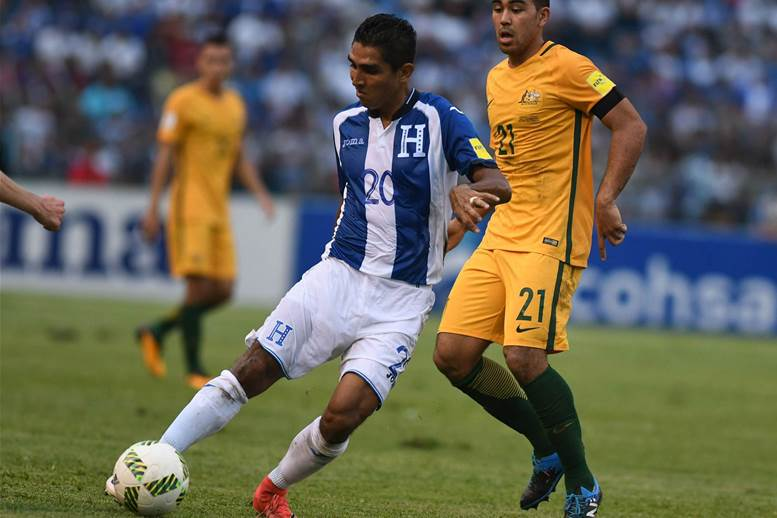 Bootwatch: Socceroos' scoreless draw with Honduras