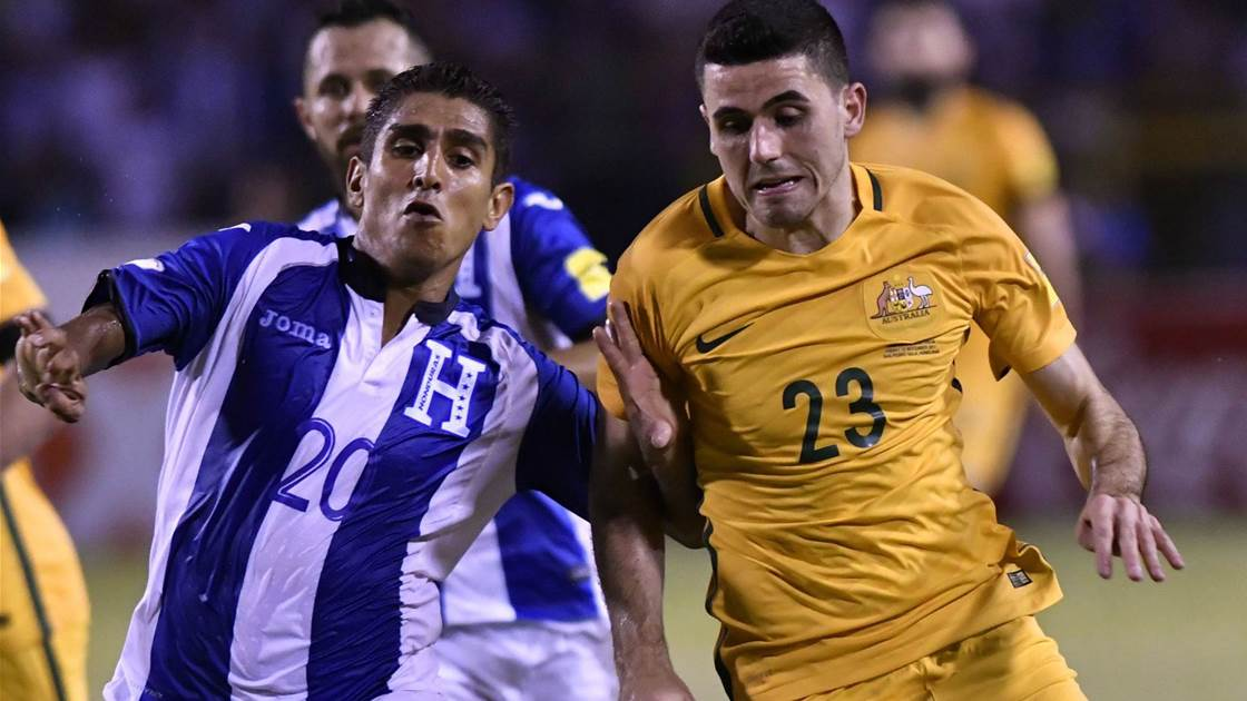 AFL commentator: The Socceroos game was rubbish
