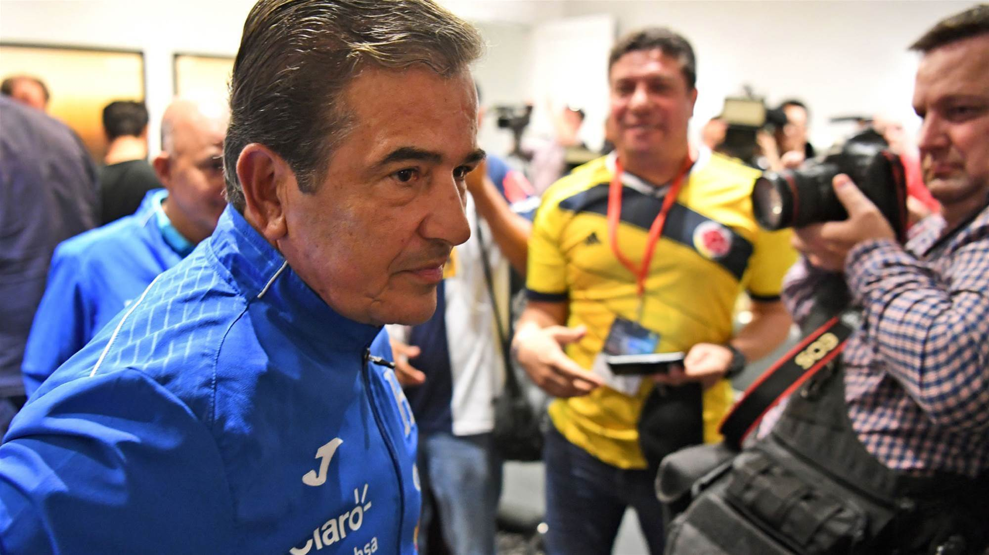 Pinto: Tell Ange, Honduras are going long