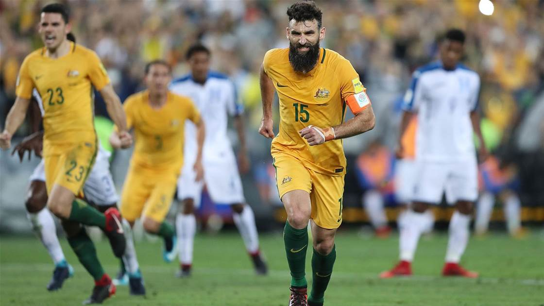 Australia v Honduras WCQ player ratings