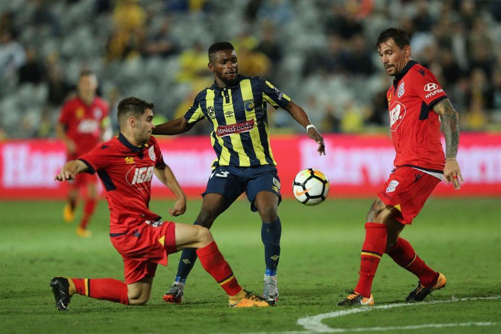 Central Coast Mariners v Adelaide United player ratings