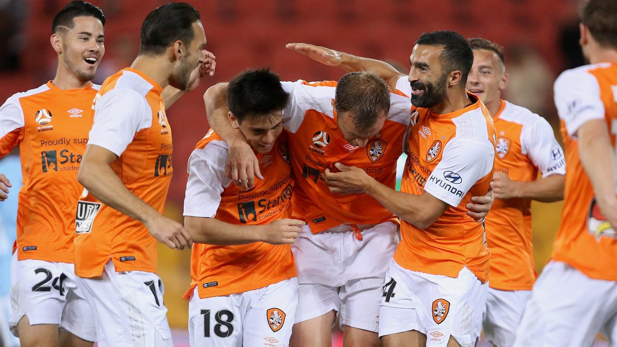 Aloisi: 'It was a game we needed to win'