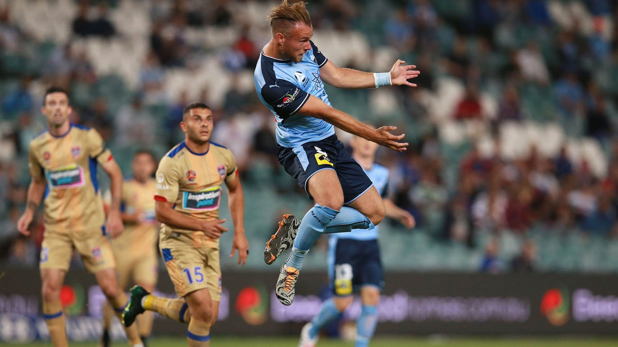 Sydney FC v Newcastle Jets player ratings