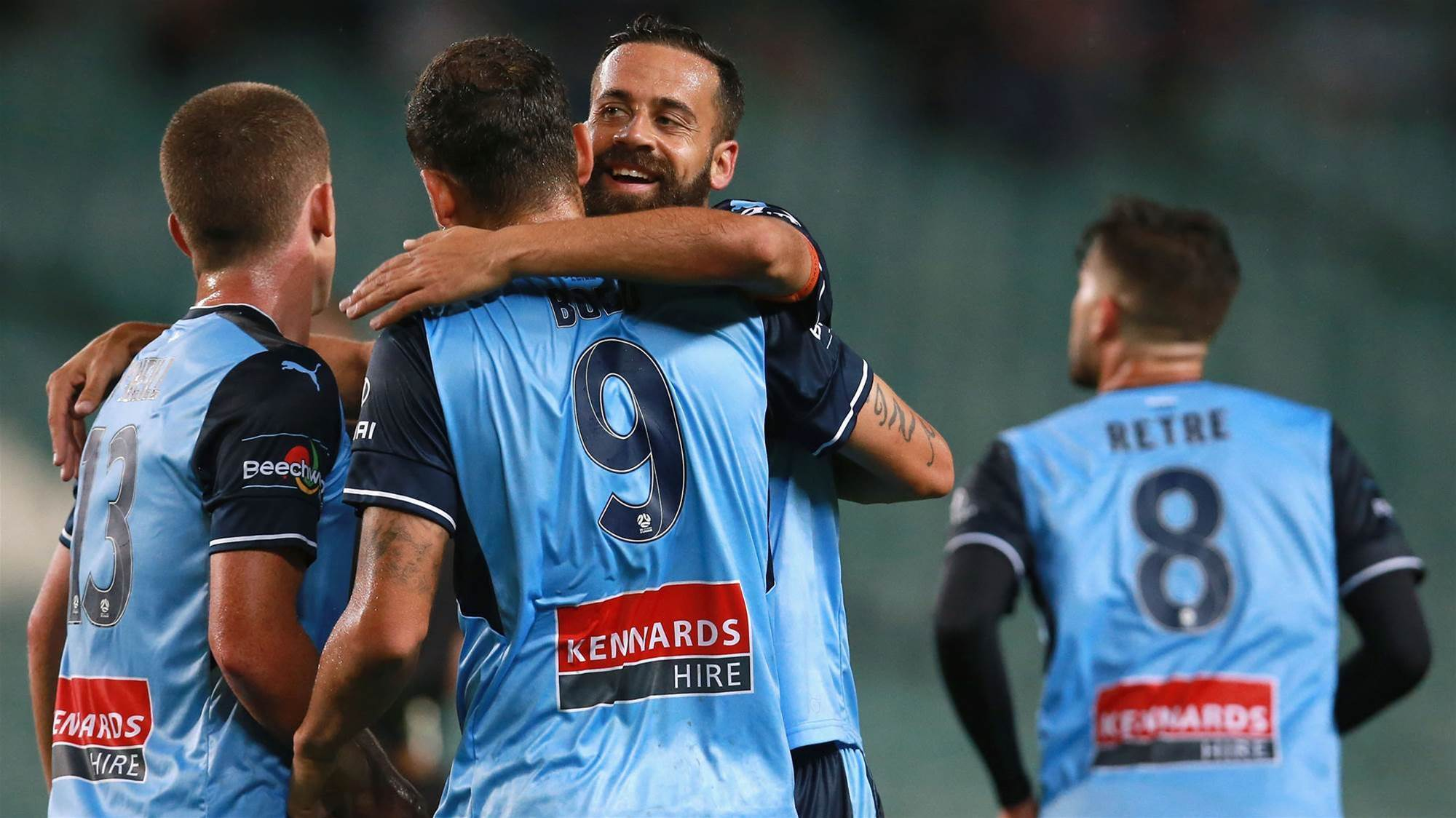 Brosque: It's all about the win
