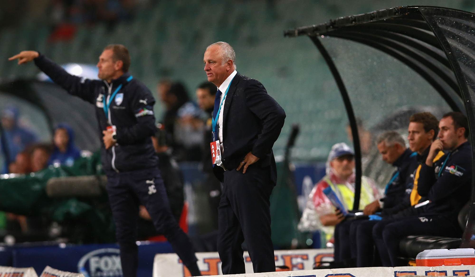 Arnold swats up on Adelaide United ahead of FFA Cup final
