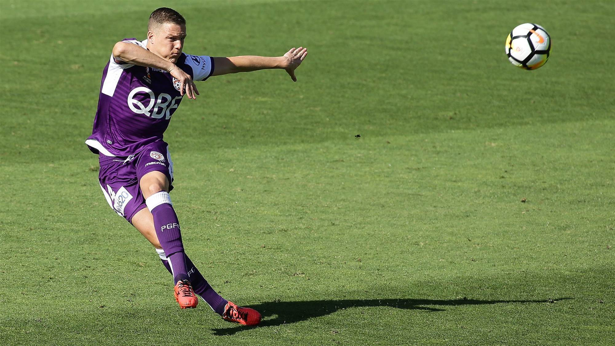 Lowry lashes Perth Glory performance: 'I'm fuming!'