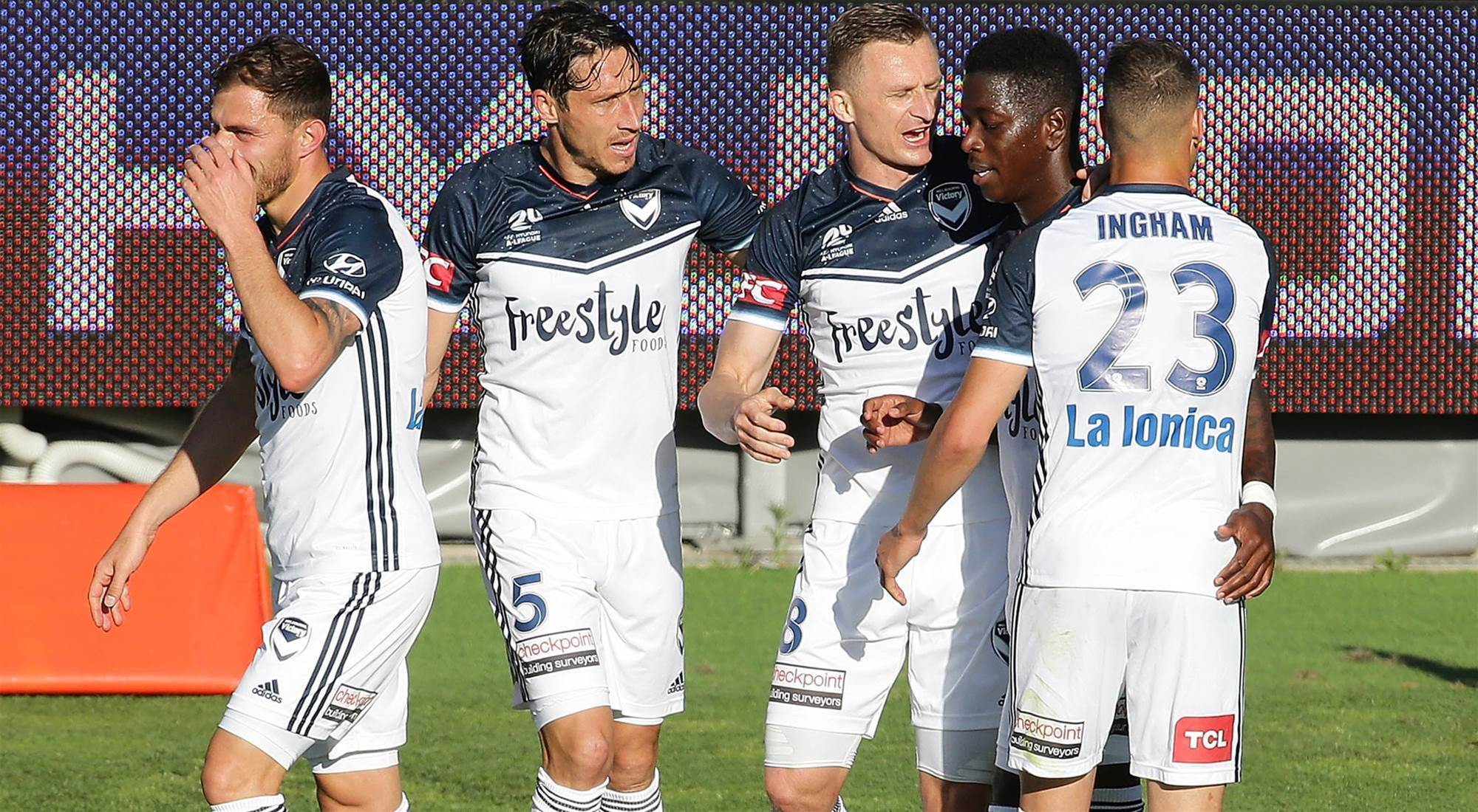 Melbourne Victory win, Socceroos through - that was some week, says Milligan