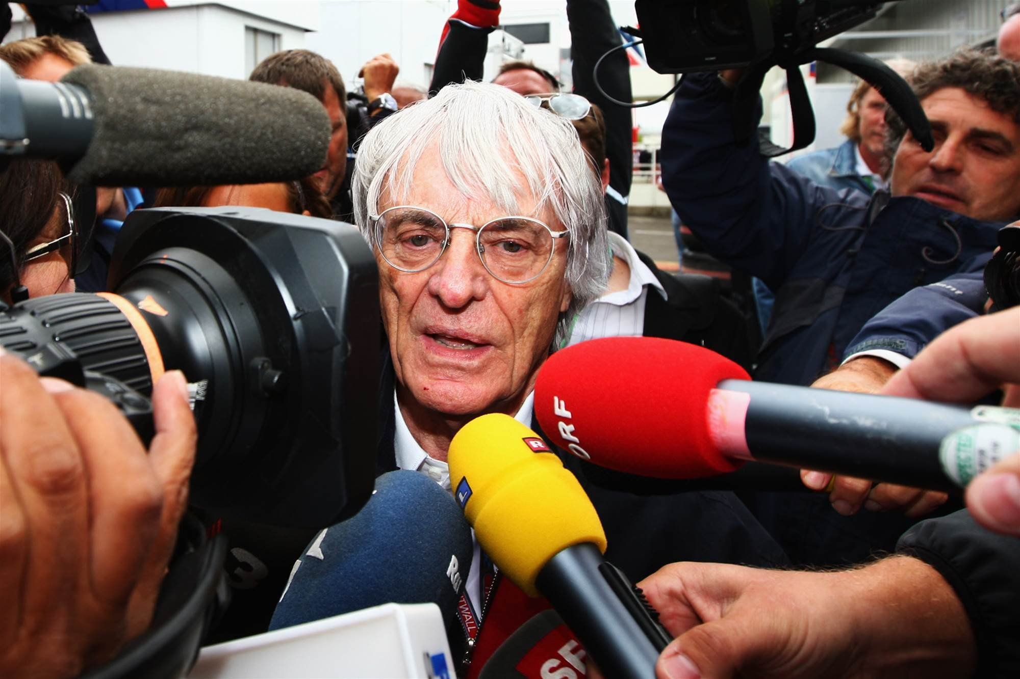 Ecclestone ousted by new F1 bosses