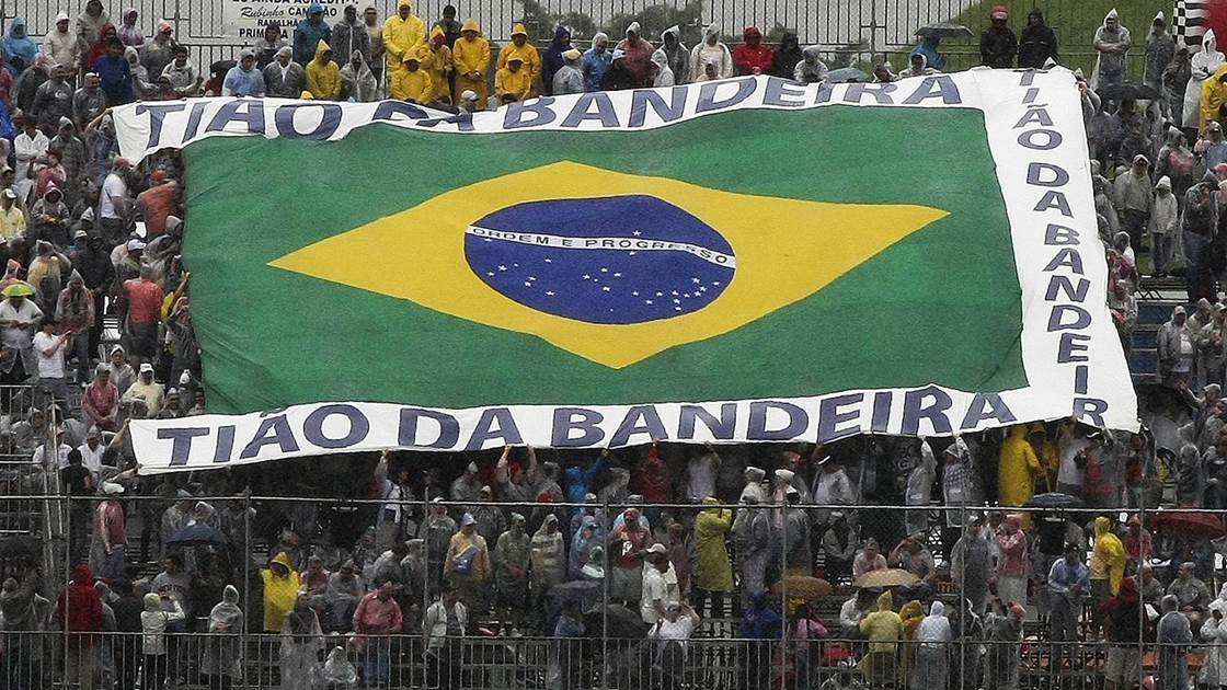 F1 cancel test in Brazil over security concerns