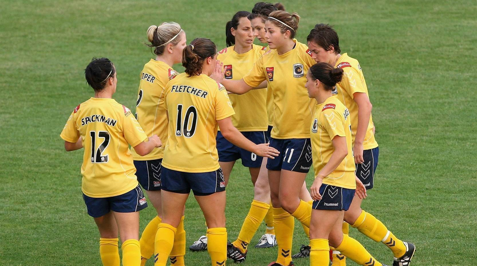 CCM 'disappointed' after W-League denial