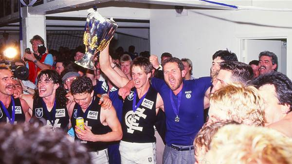 Carlton's 1987 Premiership: 30 years on